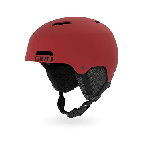 Giro Ledge Snow Helmet Matte Dark Red LG 59–62.5cm