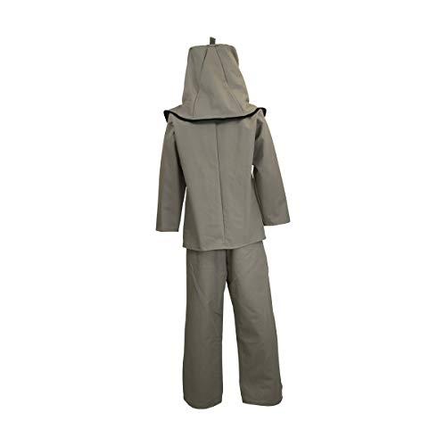 CAT40 Series Arc Flash Hood, Coat, Bib Suit Set by Oberon Company (Image #1)