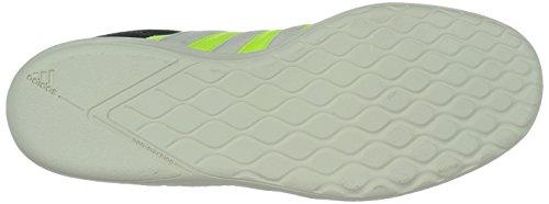 adidas Ace 15.4 ST - Botas para hombre Lima / Blanco / Negro