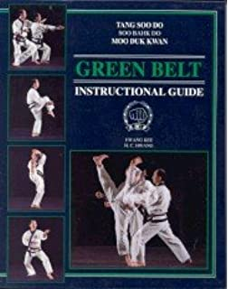 Tang soo do soo bahk do hwang kee amazon books green belt instructional guide fandeluxe Image collections