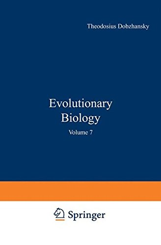 Evolutionary Biology: Volume 7
