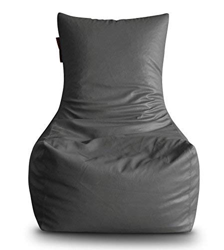 Style HomeZ Chair Bean Bag XXXL Size Grey Color Cover Only