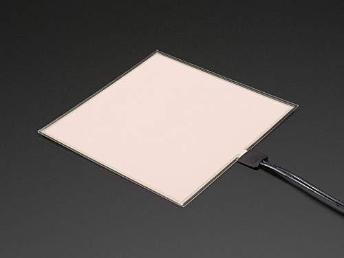 Adafruit Electroluminescent (EL) Panel - 10cm x 10cm White (