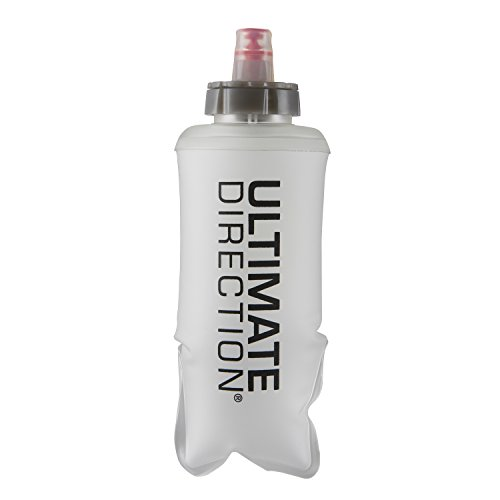 Ultimate Direction Body Bottle 500+, 17oz/500ml, One Size, Clear (Water Direction Ultimate Bottle)