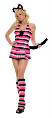 Mystery Kitty Adult Costume - X-Small]()