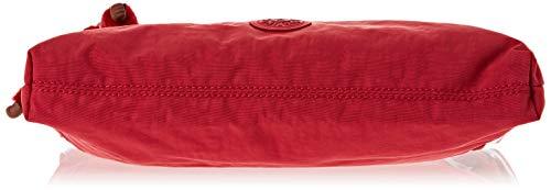 Bandolera C Mujer Red radiant Kipling Bolso Alvar Rojo Para R8gnpfzWq