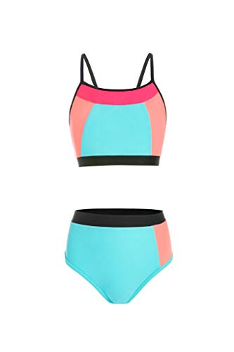 Bestselling Girls Two Piece Swim Suits