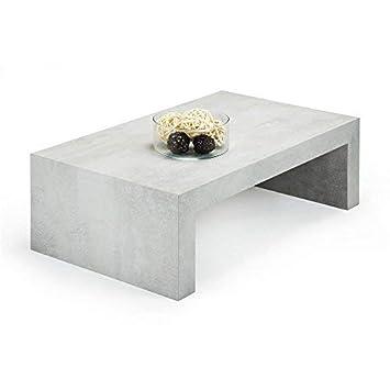 Mobili Fiver First H30 Couchtisch Holz Beton 90 X 54 X 30 Cm