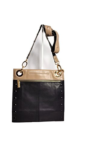 Womens Montana Bag Embossed Reversible Gold Crossbody Carolyns Black Hammitt FwOdq1F