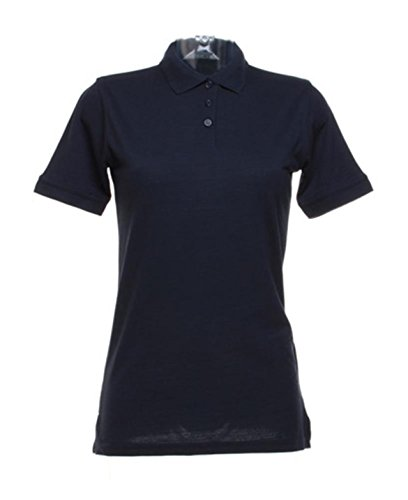 Inclinados New reloj de mujer con Kustom juego de paneles difusores de Polo Superwash de piel con solapa camiseta de la Klassic 60 °C azul marino
