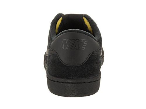 Nike Mens Sb Fc Scarpa Da Skate Classico Nero / Nero-bianco-arancio Vivace