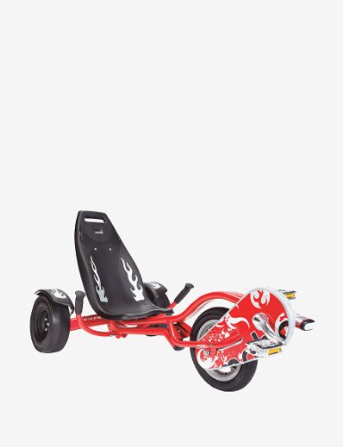 - Mobo Cruiser Triker Pro Tricycle, Red