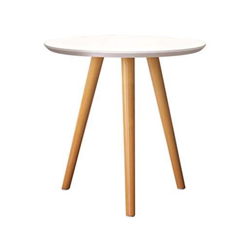 Small Round Coffee Table Size: Amazon.com: KTYXDE Small Side Table Mini Coffee Table