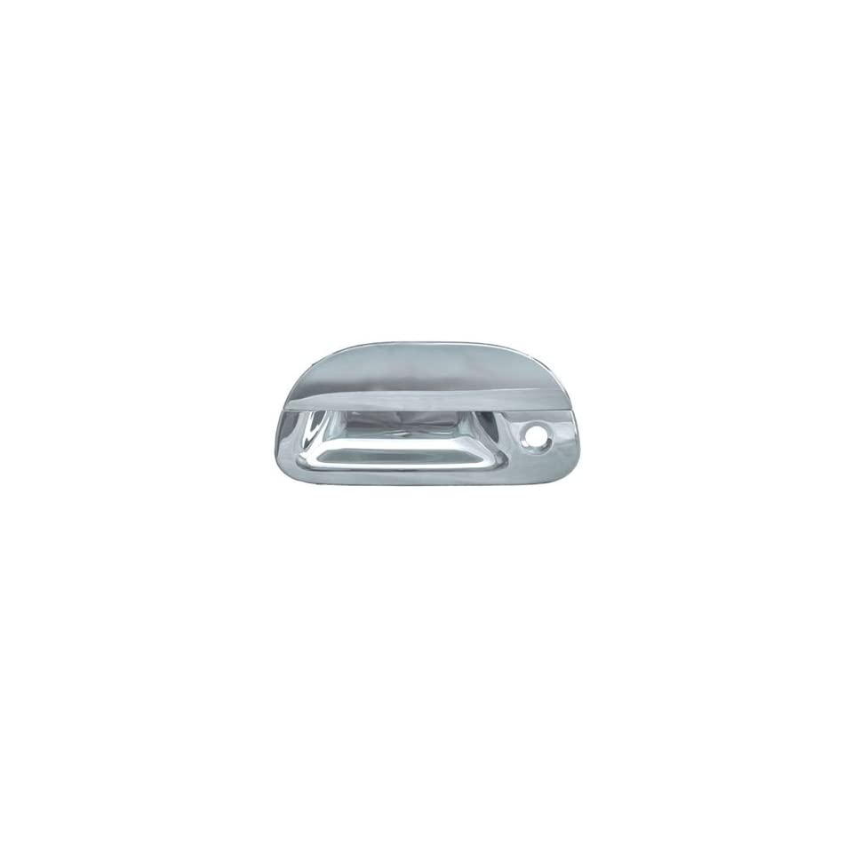 97 03 F150   02 05 Sport Trac Chrome Tailgate Handle Cover Automotive