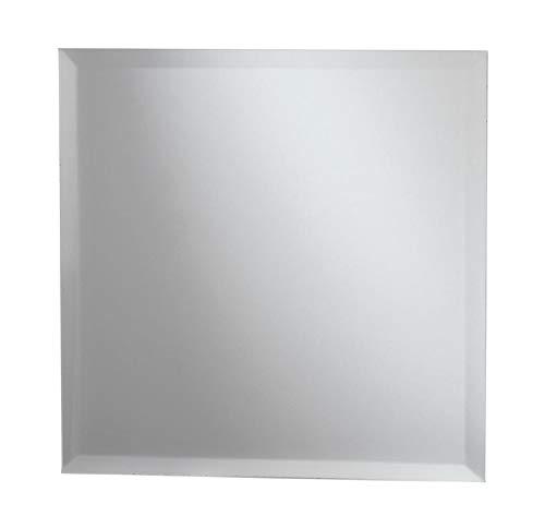 - Darice Beveled-Edge Square 12 inches Mirror