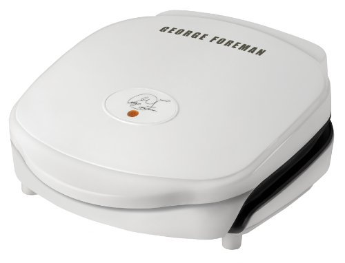 George Foreman Foreman GR18 Special Edition Super Champ, Whi