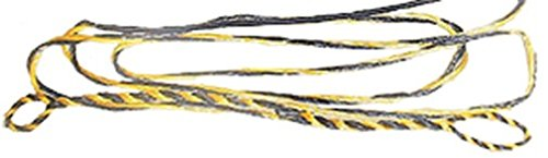 Besherse Brothers Flem Longbow Brown / Yellow 16 Strand 68''