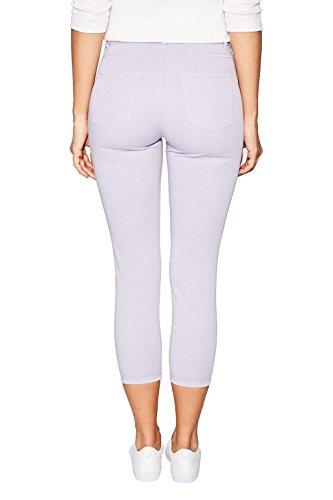 ESPRIT 047ee1b044, Pantalones para Mujer Morado (Lavender)