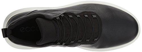Men's High Sneaker Scinapse Fashion Black ECCO Black Top dqwCdU