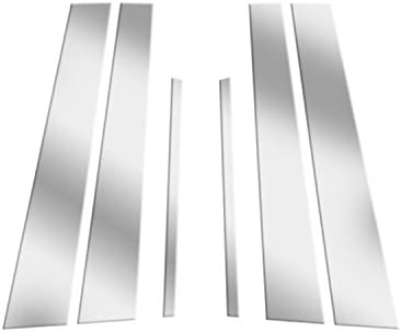 Kasei YO-P-TRIM-18A Chrome Pillar Posts