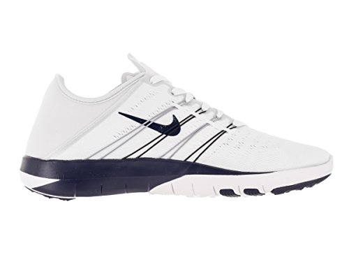 Midnight de Pure Noir Free Nike White Femme Platinum Chaussures Navy 6 Fitness Trainer xxCzwAZqI