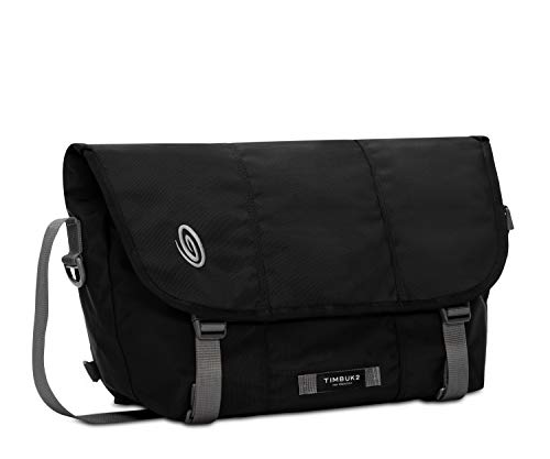 Timbuk2 Classic Messenger Bag, Black Forest, Small