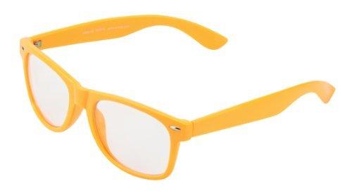 Nerd de soleil modèle plusieurs couleurs transparent clair orange différentes 4026 Lunettes dgwIq4FHIZ