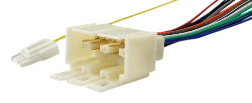 Absolute USA H342//1677 Radio Wiring Harness for General Motors 1978-1991 12 Pin Power 4 Speaker 70-1677, GWH-342