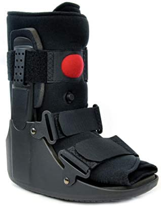Air CAM Walker Fracture Orthopedic Boot Short - Complete Medical Recovery, Protection, Healing and Boot - Toe Foot or Ankle Injuries, Fractures, Sprains by means of Brace Direct