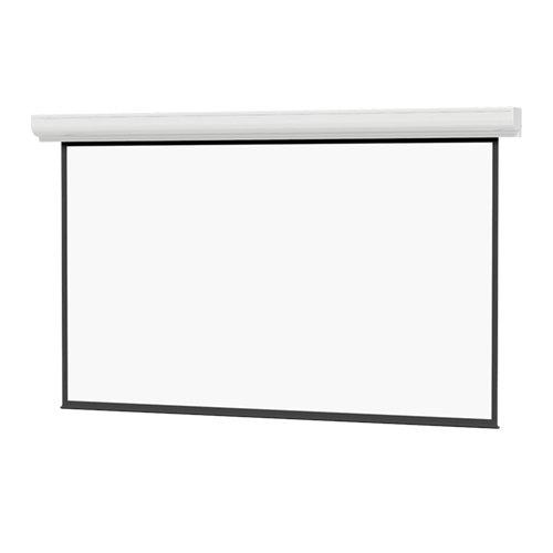 DA-Lite 88383EL Contour Electrol Video Format - Projection Screen (Motorized, 220 V) - 200 in (508 cm) - 1.33:1 - Matte White - White Powder Coat