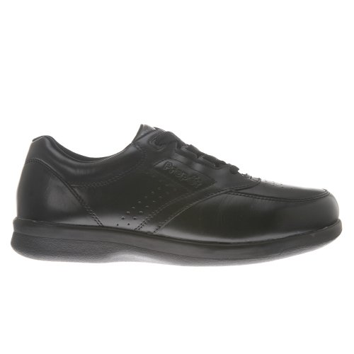 Propet Mens M3910 Vista Walker Oxford Svart