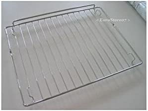 Rejilla para horno Smeg 844091603 cromada inoxidable, 46 x 35,5 cm, no original 42481000: Amazon.es: Hogar