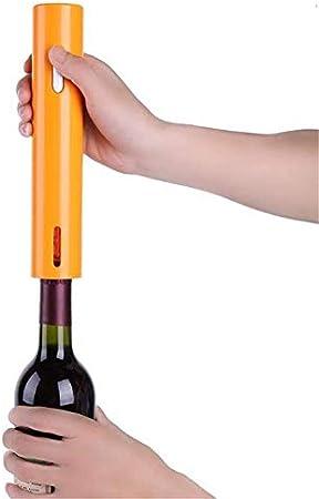 FEE-ZC Party Electric - Abridor de Botellas de Vino Inteligente, Todo en uno - Sacacorchos automático - Abrebotellas inalámbrico con Cortador de Aluminio Alimentado por batería