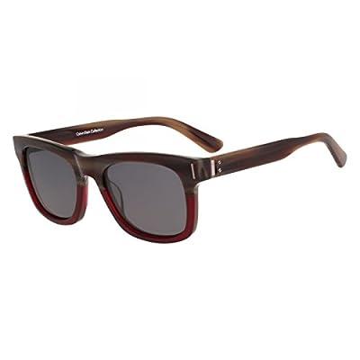 Sunglasses CALVIN KLEIN CK8501SP 619 OXBLOOD HORN