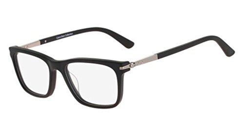 CALVIN KLEIN COLLECTION Eyeglasses CK8517 007 Matte Black MM by Calvin Klein