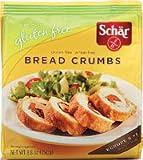 Schar Gluten-Free Wheat-Free Bread Crumbs -- 8.8 oz