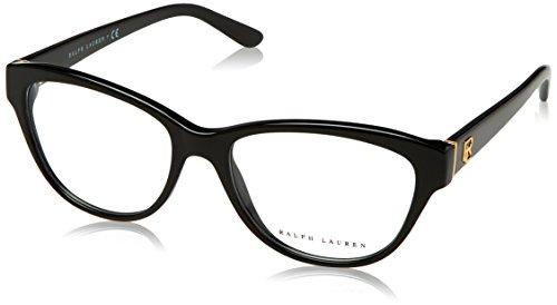 Ralph Lauren RL6145 Eyeglass Frames 5001-54 - Black RL6145-5001-54