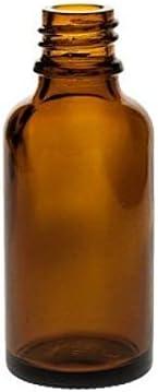 Vidrio Color marr/ón para Farmacia 10 ml Viva-Haushaltswaren/ marr/ón /10 frascos cuentagotas de Vidrio