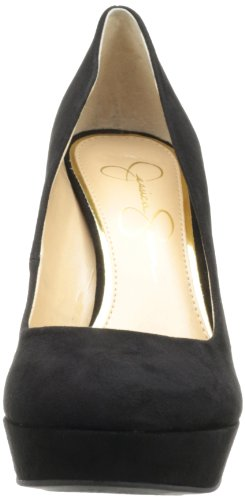 Jessica Simpson Womens Baleenda Dress Nero