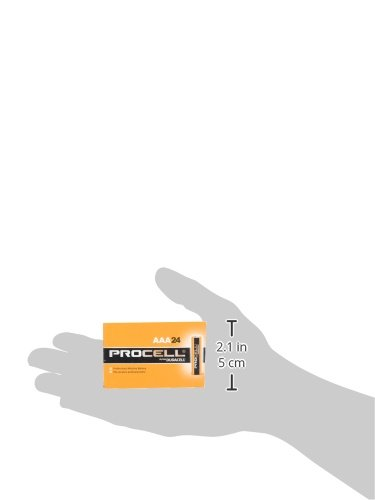 Duracell 32-MA92-DH0O Procell Alkaline Battery, AAA (Pack of 24) by Duracell (Image #3)