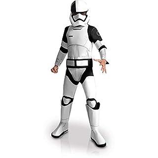 Rubie's Star Wars Episode VIII: The Last Jedi, Child's Deluxe Executioner Trooper Costume, Medium