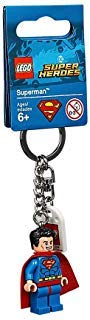LEGO Superman Key Chain 853430 -