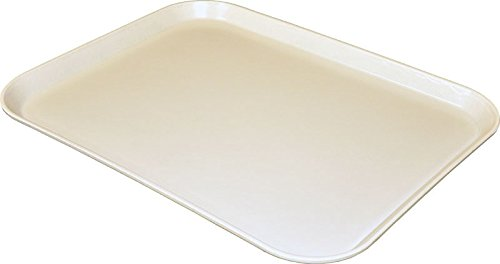 14inx18in Trays - MFG Tray 3184031537 Toteline Chemical Resistant Tray, Glass Fiber Reinforce Plastic Composite, 18