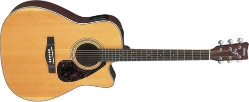 Yamaha FX370C Acoustic Electric Guitar, Natural