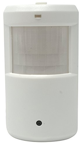 Kenuco 480 TVL Analog CVBS Covert Motion Detector Camera : White, 3.7mm Lens Review