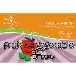 Nasco Fruit and Vegetable Fun Book - WA28326