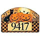 YardDeSign Halloween Glow Yard DeSign Yard Sign 71424]()