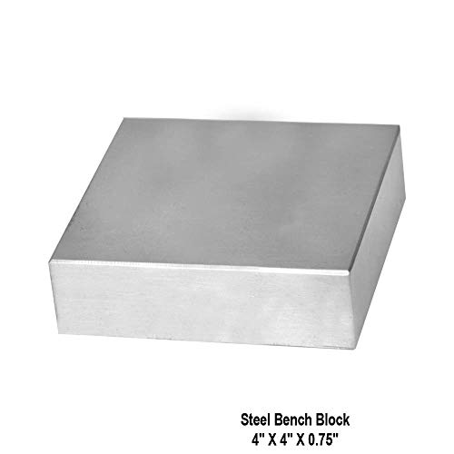Steel Bench Block, 4