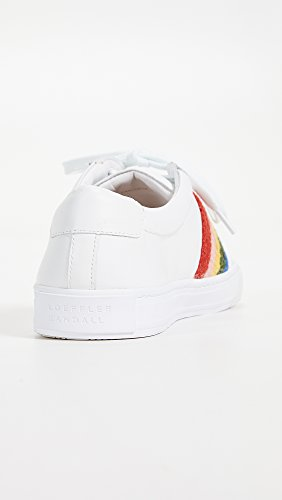 ebay free shipping best place Loeffler Randall Women's Logan Sneakers White/Rainbow clearance for cheap new arrival hSqZJn9R6S