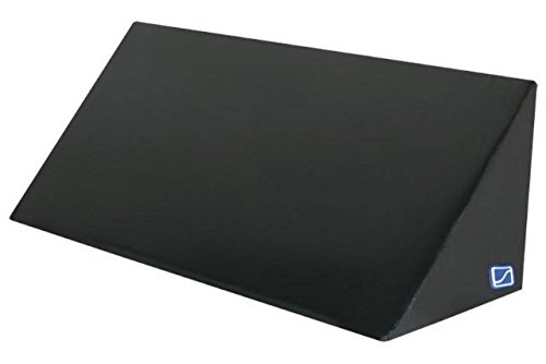 Preston - Wedge. Black, 24''L x 10''W x 10''H (For Angular Therapy Bolster and 45° Therapy Wedge )